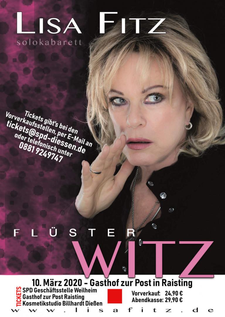 Lisa Fitz Flüsterwitz